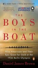 BOYS IN THE BOAT;  Nine Americans & Their Epic Quest for Gold Berlin Olympics