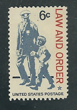 Scott  #1343... 6 Cent...Law & Order ...50 Stamps