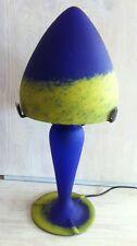 Lampe*Tischlampe*Leselampe*Typ Galle Stil*Jugendstil*Table Lamp*Neu*Diele*