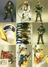 G.I. Joe 30th Salute 1964-1994 Full 90 Card Base Set from Comic Images