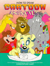 How to Draw Cartoon Animals by Chris Hart (Paperback, 1995)