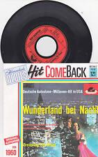 """7""""  Bert Kaempfert  --  Wunderland bei Nacht"""