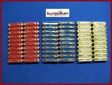 Porsche 911 912 914 924 928 944 Ceramic Fuse Set Red White Blue New Flosser