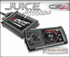 EDGE TUNER CS 2 JUICE WITH ATTITUDE FOR 01-04 CHEVY GMC 6.6L DURAMAX DIESEL