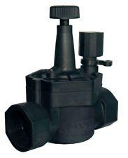 """Elettrovalvola irrigazione 1""""1/2 femmina Rain RN 160 Plus 24Vac controllo flusso"""