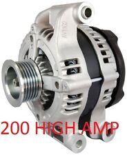 HIGH OUTPUT HD ALTERNATOR Dodge Charger Chrysler 300 V6 2.7L 2700cc 167cid 2008