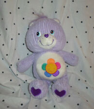 "Care Bears Harmony Bear 11"" Plush Soft Toy Stuffed Animal"