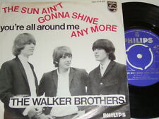 """7"""" - The Walker Brothers Sun ain´t gonna shine any more - Dutch 1966 # 3826"""