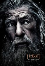 POSTER THE HOBBIT LORD OF THE RINGS BATTLE OF THE FIVE ARMIES THORIN GANDALF #3