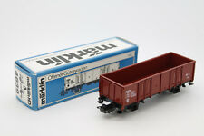 MARKLIN HO - WAGON MARCHANDISES 4639  - MADE WESTERN IN GERMANY - VINTAGE TOY