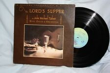 "John Michael Talbot  "" The Lord's Supper ""  Album / l.p."