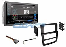"NEW 6.2"" SOUNDSTREAM DOUBLE 2 DIN CAR STEREO RADIO WITH BLUETOOTH & INSTALL KIT"
