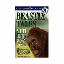 DK Readers: Beastly Tales (Level 3: Reading Alone) Yorke, Malcolm, Davis, Lee P