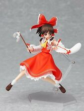 figma Touhou Project Reimu Hakurei Anime Action Figure Max Factory