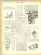 1899 Horse Thieves Pursued Hungary Manchester Regiment Thule Trip