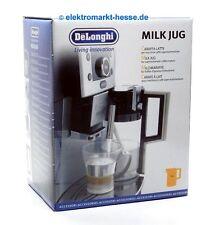 DeLonghi Milchaufschäumer kmpl. mit Kanne für Kaffeeautomat ESAM 5500/5600/6700