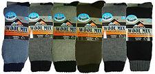 Unisex Rockjock Outdoor Hike Walk Thermal Wool Mix 2.3 Tog Socks 2 pair pack