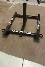 TOW SLED CROSS FIT STRONGMAN CIRCUIT TRAINING