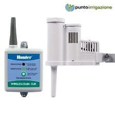 Sensore pioggia e ricevitore Hunter WRC Rain Click Wireless con Quick Response