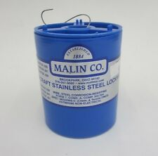 """Malin MS20995C32 Safety Wire (1 lb. Roll) - .032"""" Diameter - MS20995C32SS1LB"""