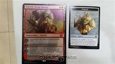 Oversized DARETTI, SCRAP SAVANT + Emblem Commander 2014 MTG Red Planeswalker