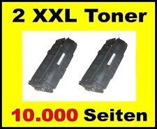 2 x Toner für Telekom T-Fax 8300 8400 8500 8600 374L 382L / FX3 Cartridge