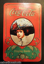 Enjoy Coca-Cola Joker Vintage Advertising Playing Card