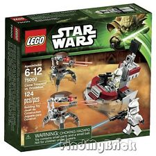 Lego Star Wars 75000 Clone Troopers vs. Droidekas - MISB Sealed Brand NEW