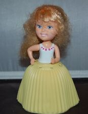 """1990 CANDY SPRINKLE CUPCAKE DOLL """"GUM DROP"""" BY TONKA  #6"""