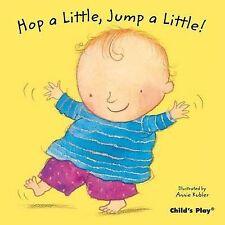 Hop a Little, Jump a Little (Baby Board Books)