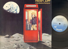MICKEY JUPP Long Distance Romancer LP NMINT Godley & and Creme ANDY MACKAY  1979