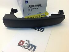 2005-2009 Chevrolet Equinox Black Outside Door Lever HANDLE W/ Gasket new OEM