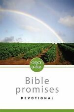 Once-A-Day Bible Promises Devotional, Paperback, Livingstone Corporation