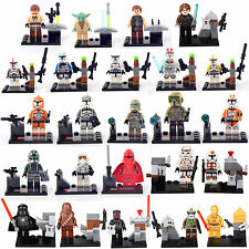 Rogue One A Star Wars Story Yoda Kenobi Darth Vader Master 24 Mini figures le GO