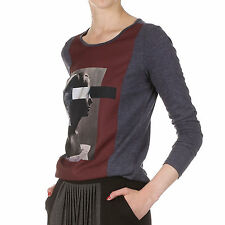 %Nice Things Marble Figure Shirt M oder L