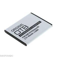 Batterie Samsung Galaxy 551 GT-i5510 mini GT-S5570 Star GT-S5280 EB494353VUCSTD