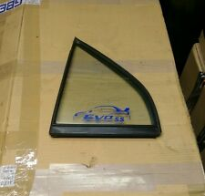 Mitsubishi Lancer Evo Evolution 4 5 6 IV V VI Rear Quarter Door Glass Window N/S
