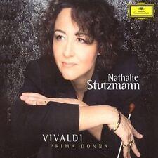 Vivaldi: Prima Donna (CD, Apr-2011, DG Deutsche Grammophon)