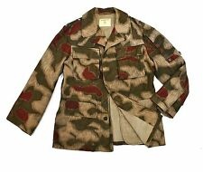Dutch Camo Field Jacket Small Sumpfmuster Sumpftarn '75 Uniform Coat Vtg M-65