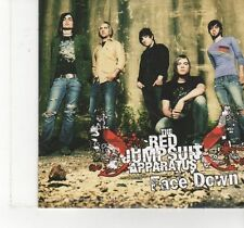 (FX25) The Red Jump Suit Apparatus, Face Down - 2007 DJ CD