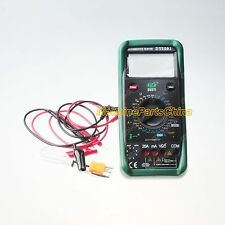 NEW DY2201 Automobile Automotive Repairing Multimeter Meter -40°C~1000°C ±(1%+3)