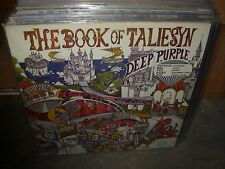 DEEP PURPLE book of taliesyn ( rock ) tetragrammaton