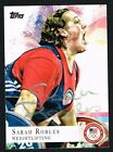 Sarah Robles signed autograph auto 2012 Topps U.S. Olympic Team Card