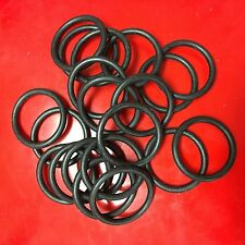 NEW CO2 & HPA Paintball Air Tank Valve O-Ring (015-70) - 20 Piece Set - Black