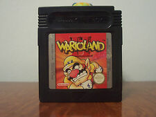 Wario Land 2 II Game Boy gameboy Nintendo THE GAME SAVES EUR 8209