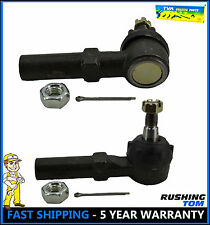 (2) Front Outer Tie Rod End Ford Windstar 95-03 Right and Left Side