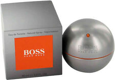 Boss In Motion Cologne By Hugo Boss Men Perfume Eau De Toilette Spray 3 oz 90 ml