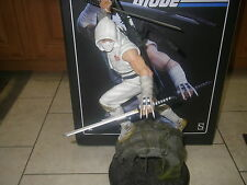 Sideshow Storm Shadow statue 1/5 G.I. Joe