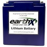 EarthX LiPo Battery ETX36C  HD Dyna / Softail / FL- FLH Touring BMW R100GS - ATV