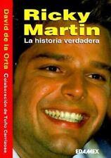 Ricky Martin, la historia verdadera.-ExLibrary